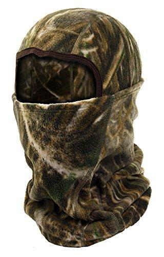 Zeek Outfitter Realtree Max-5 Ninja Camo Fleece Balaclava