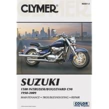 Suzuki 1500 Intruder/Boulevard C90 1998-2009