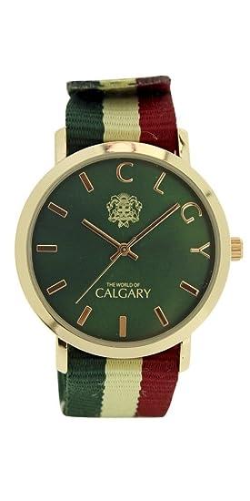 Relojes Calgary New Mazzini colección Peace & Love. Reloj vintage ...