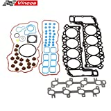 #9: Cylinder Head Gasket KIT Fits For 99-02 Dodge Jeep 4.7 Liter 287 V8 Vin N