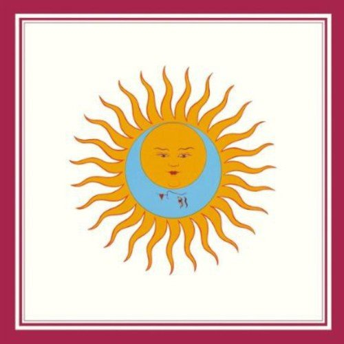 CD : King Crimson - Larks' Tongues In Aspic (2 Disc)