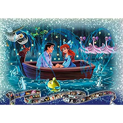 Ravensburger Memorable Disney Moments 40,320 Piece Jigsaw Puzzle - The Largest Disney Puzzle in the World: Toys & Games