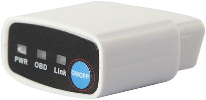 DBPOWER® Wifi ELM327 OBDII OBD2 de diagnóstico con escáner ...
