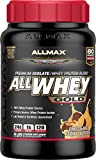 ALLMAX Nutrition AllWhey Gold Whey Protein, Peanut Butter Chocolate, 2 lbs