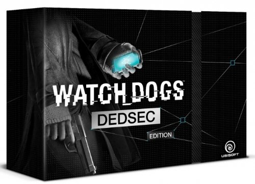 35 opinioni per Watch_Dogs- DedSec Edition (Collector's)