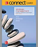 img - for Connect Access Card for Strategic Management: Creating Competitive Advantage book / textbook / text book