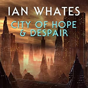 City of Hope & Despair Audiobook