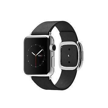 "Apple Watch Reloj Inteligente Acero Inoxidable OLED 3,35 cm (1.32"") -"