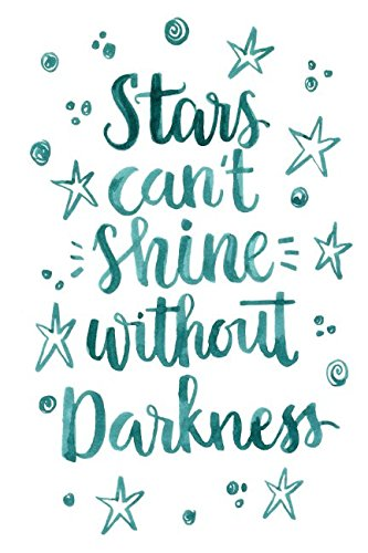 Download Stars Can't Shine Without Darkness: Blank Notebook Portable ebook