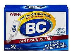 BC Powder | Fast Pain Relief | Aspirin (...