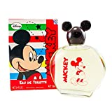 Disney Mickey Mouse Eau de Toilette Spray for Men, 100 ml