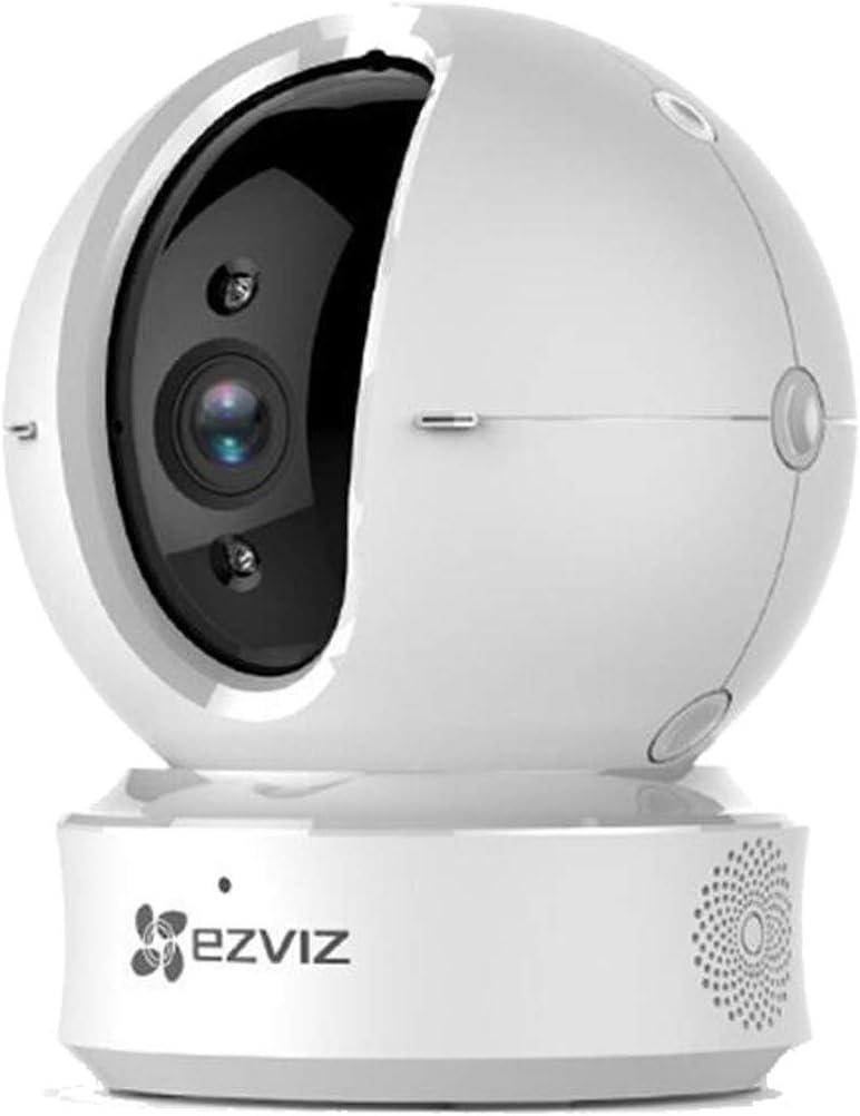 EZVIZ Caméra de sécurité intérieure Intelligente Full HD avec Suivi de Mouvement