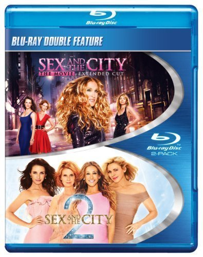 Sex and the City and Sex and the City 2 (BD) (DBFE) [Blu-ray] by New Line Home Video by Various (Sex And The City 2 Blu)