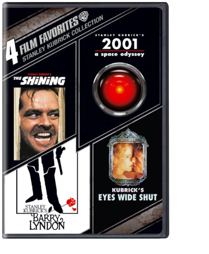 Lyndon Collection - 4 Film Favorites: Stanley Kubrick (The Shining: Special Edition, 2001: A Space Odyssey: Special Edition, Barry Lyndon, Eyes Wide Shut: Special Edition)
