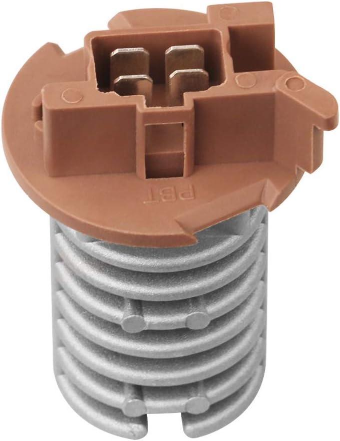 Rear Blower Motor Resistor 2004 973-548 Renewed 2008 Honda Pilot /& 2001-2006 Acura MDX Replaces# JA1626 79330 S3V A51 2006 2005 Fits 2003 4P1493 2007 Heater Transistor 79330S3VA51