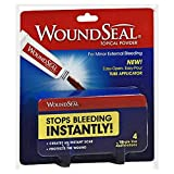 WoundSeal Powder 4 Each (Pack of 5)