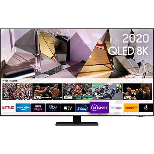Samsung QE65Q700TA 65″ QLED 8K HDR Smart LED TV