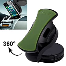 Universal Car Mount For The iPhone 6, iPhone 6 Plus, Galaxy S4, S5, S6, Note 2 3 4, LG G3 G4, HTC ONE And Many Others, One Pack - Car Mount