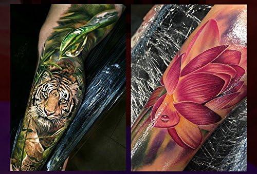 14 botella de Pintura Corporal Conjunto de Tinta de Tatuaje ...