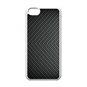 Diy iphone 5 5s case Cool Case for iPhone 5 5S Modern Wallpaper Protective Case Cover For iPhone 5 5S (White 102140)
