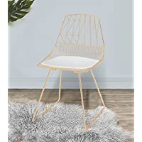 Elle Decor CHRVIVGLDM01 Elle Décor Vivi Dining Chair Set
