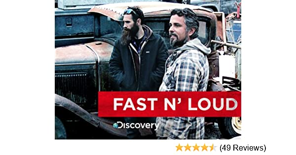 Amazoncom Watch Fast N Loud Season 1 Prime Video