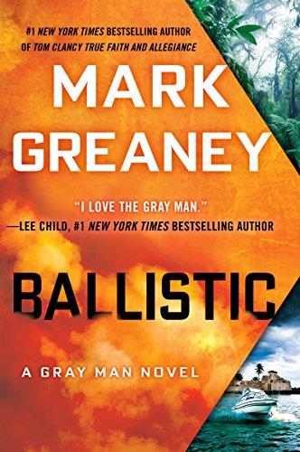 Ballistic (A Gray Man Novel Book 3) cover