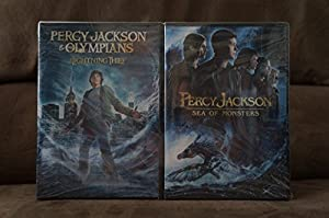 upc 024543954217 product image for PERCY JACKSON 1 and 2 DVD Double Pack Set (Both Awesome Percy Jackson Movies Together) | barcodespider.com