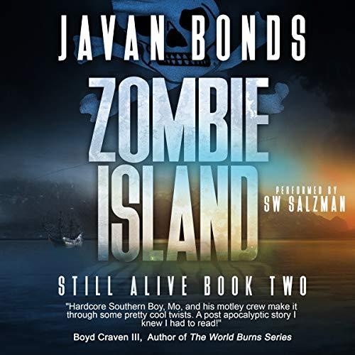 Zombie Island: Still Alive, Book Two
