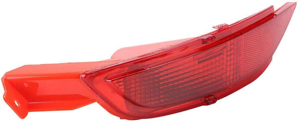 f/ür Fiesta MK7 2008 links 2012 Reflektor f/ür Nebelscheinwerfer