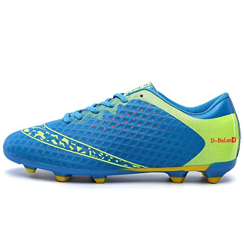 XING Lin Fußball Schuhe Spring New Kinder Kinder Fußball Schuhe Spike Kunststoff Nail Fußball Schuhe Herren und Damen Schuhe saphir