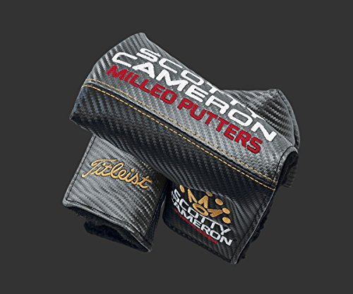 Scotty Cameron Putter Headcover 17 - Mid Mallet Style