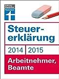 Steuererklärung 2014/15 - Arbeitnehmer, Beamte