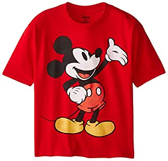disney mickey mouse boys 39 t shirt clothing. Black Bedroom Furniture Sets. Home Design Ideas