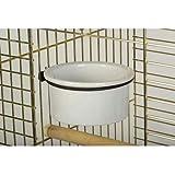 Prevue Ceramic Clamping Bird Cup 24oz by Prevue Hendryx