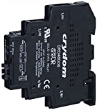 Crydom / CST - DR48D12R - 4 to 32VDC Input Voltage, 48 to 600VAC Voltage Output, Max. Output w/Heat Sink: 12A, Switch Type: SCR