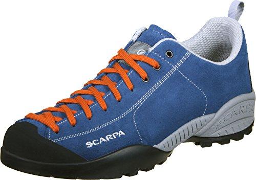 buy popular 5b1d6 871cc Scarpa Mojito LT Zapatillas de aproximación hyper blue - hyper blue tonic