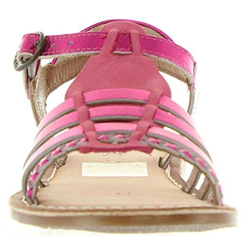 Metal Sandales DIWEN pour Fille 30 Fuschia 213 545340 Kickers 8zdw48q