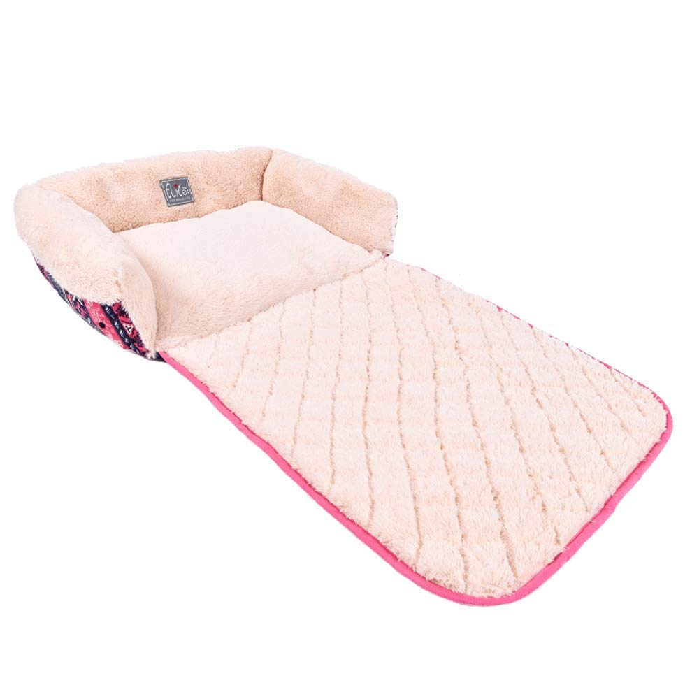 S Jia He pet bed Dog padPet mat Pet house dog pad pet pad small universal Foldable (Size   S)