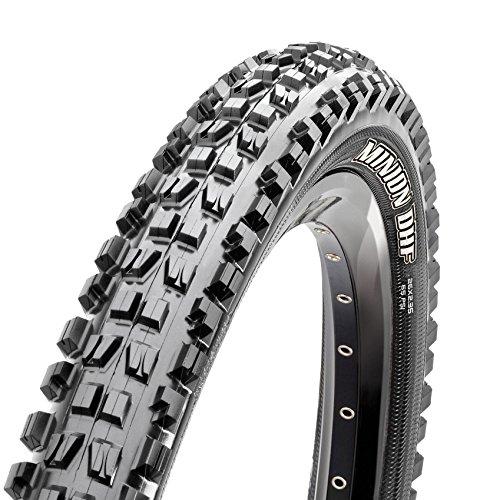Maxxis Minion DHF DC Exo Tubeless Ready Folding Tire, 29-Inch