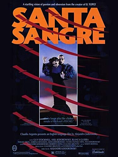 Santa Sangre (Vince Vaughn Best Scenes)