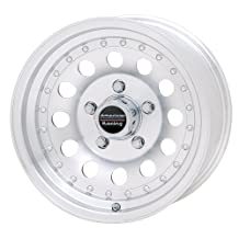 """American Racing Custom Wheels AR62 Outlaw II Machined Wheel With Clearcoat (15x7""""/5x114.3mm, -6mm offset)"""