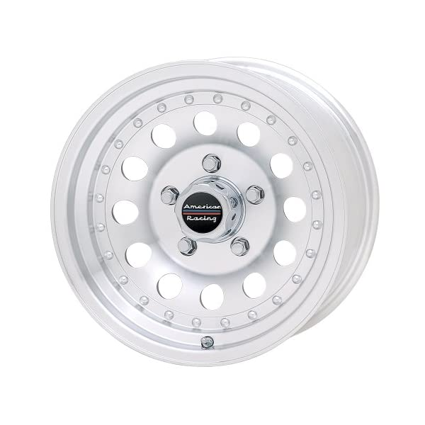 American-Racing-Custom-Wheels-AR62-Outlaw-II-Machined-Wheel-With-Clearcoat-15x75x1397mm-6mm-offset