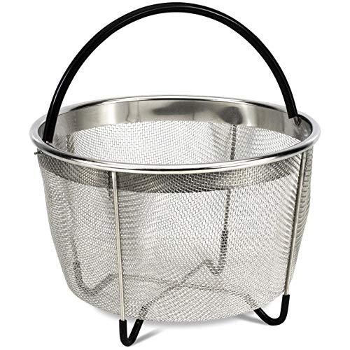 Steamer Basket - Fits 6 Quart Pressure Cookers