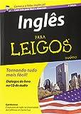 capa de Megakit Inglês Para Leigos - Livros e CDs