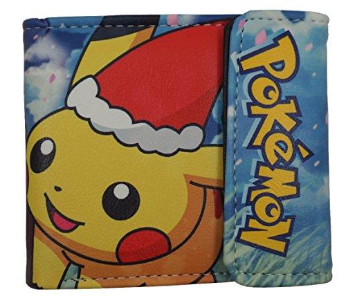 Pokemon Pikachu Pokemon Christmas wallet Pikachu wallet zqT7UgUw