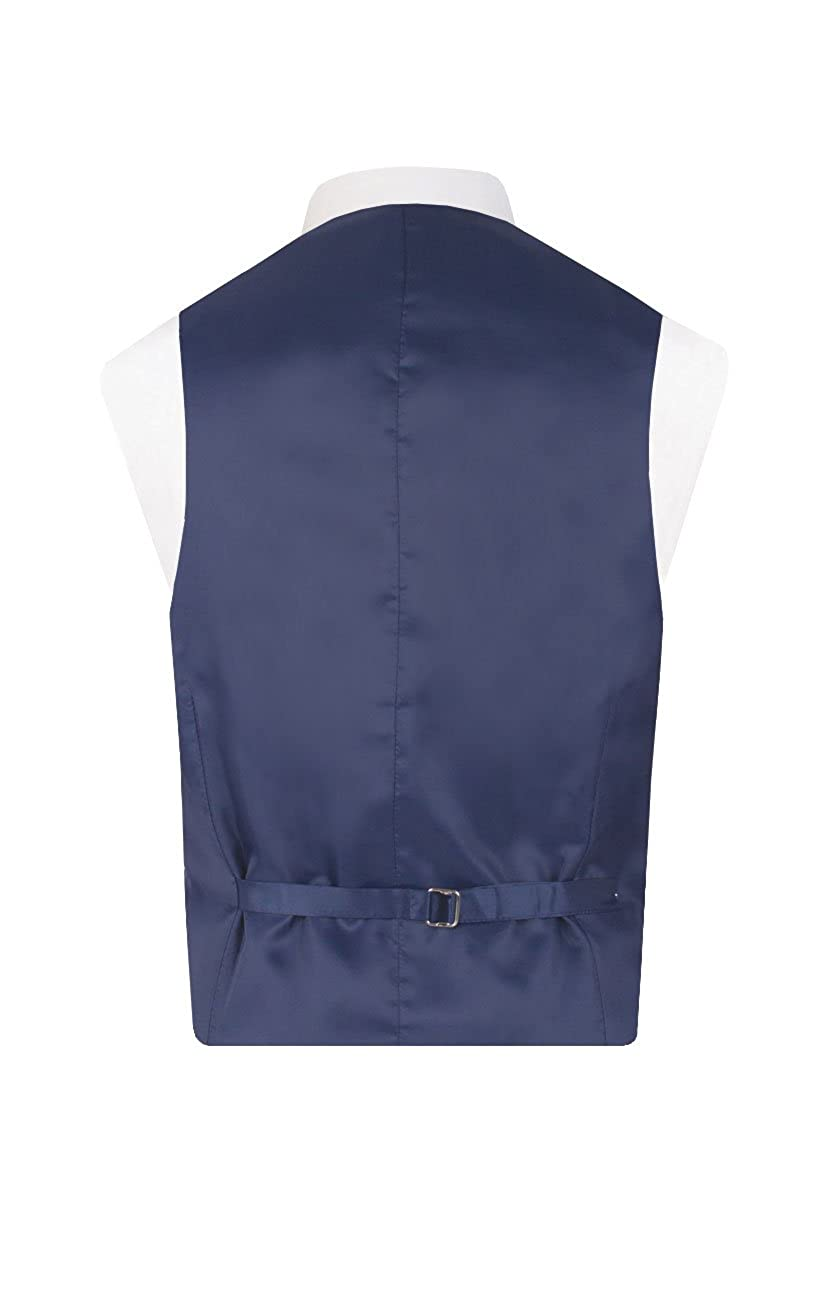 Dobell Boys Navy Vest Regular Fit