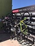 Steadyrack Bike Rack - Wall Mounted Bike Storage