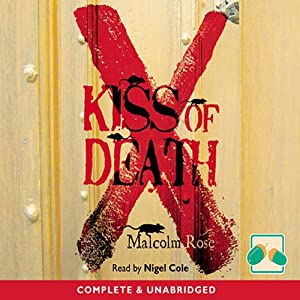 Kiss of Death Audiobook