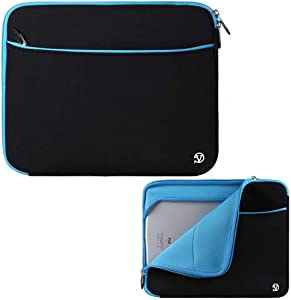 11.6 to 12 Inch Neoprene Laptop Sleeve Pouch Bag for Dell Latitude 5285, for Lenovo ThinkPad X12 Detachable, for Microsoft Surface Pro 7 Plus